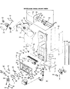Wall Furnace: Wall Furnace Sears