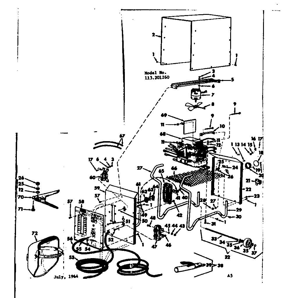 lincoln 250 sel welder wiring diagram remote  lincoln