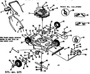 Sears Craftsman Lawn Mower Parts | Fasci Garden