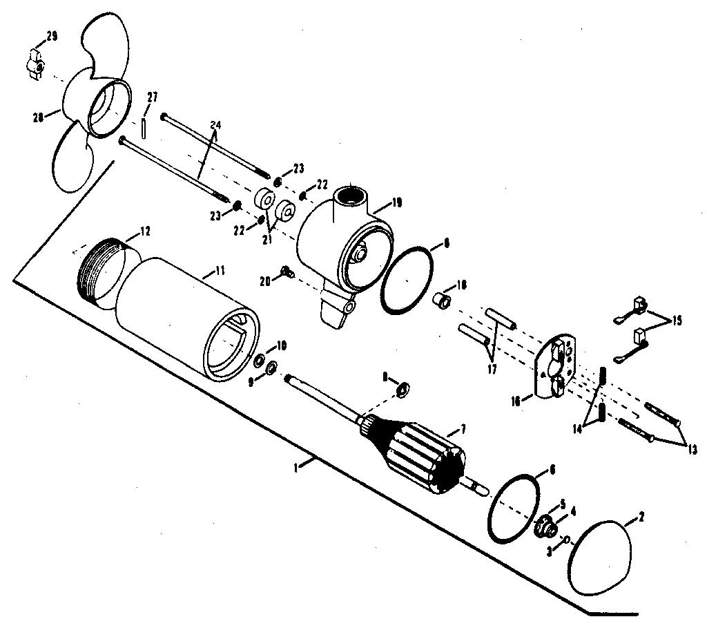 Minn Kota Terrova Trolling Motor Schematic Schematics