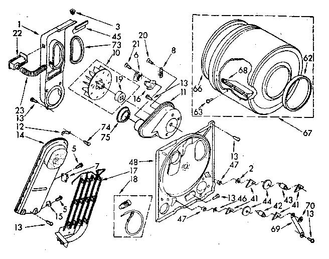 Refrigerator Ice Maker Diagram