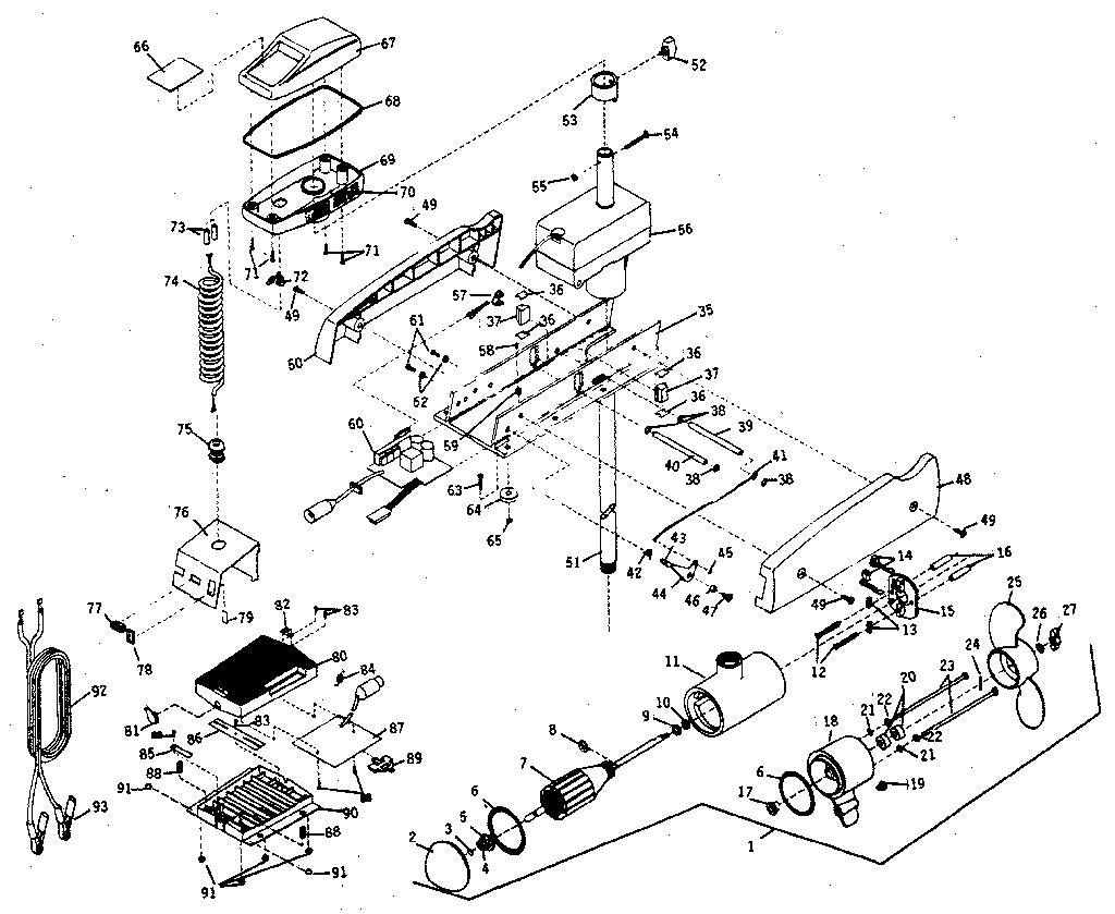 00044307 00001?resize=665%2C545 wiring diagram for minn kota trolling motors wiring diagram,Wiring A Minn Kota Trolling Motor Plug