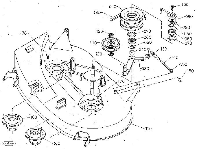 Kubota Spare Parts List