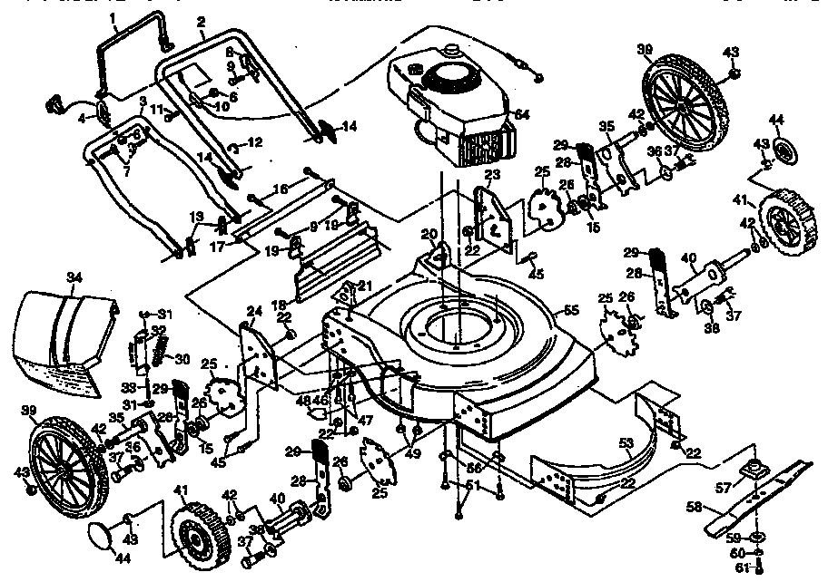Tecumseh Eager 1 Engine Manual