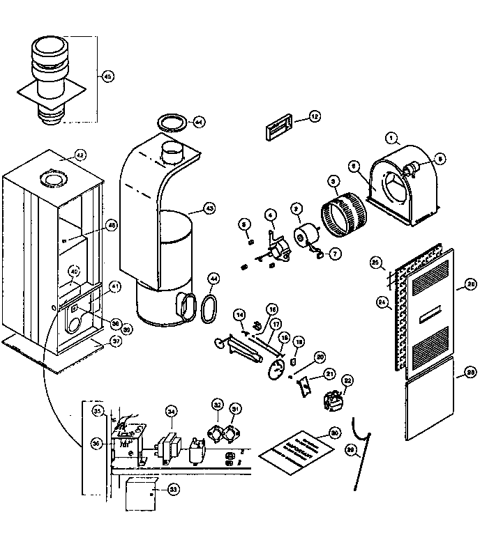 10042440 00001?resize\\\\\\\=665%2C742 evcon air conditioner wiring diagrams split air conditioner wiring coleman evcon air conditioner wiring diagram at mifinder.co