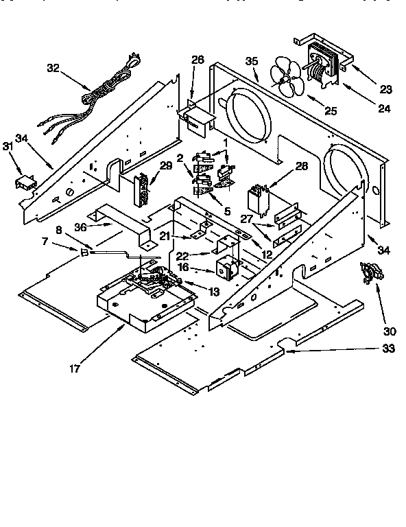 Kitchenaid Superba Microwave Parts Diagram Kitchenaid Cooktop