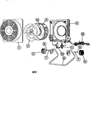 VORNADO AIR PORTABLE ELECTRIC HEATER Parts | Model 21127071 | Sears PartsDirect