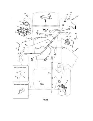 CRAFTSMAN TRACTOR Parts | Model 917250240 | Sears PartsDirect