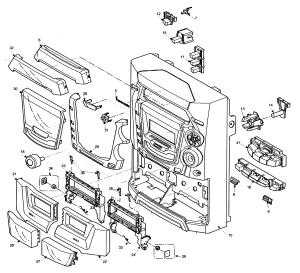 PANASONIC CD STEREO SYSTEM Parts | Model SAAK300 | Sears PartsDirect
