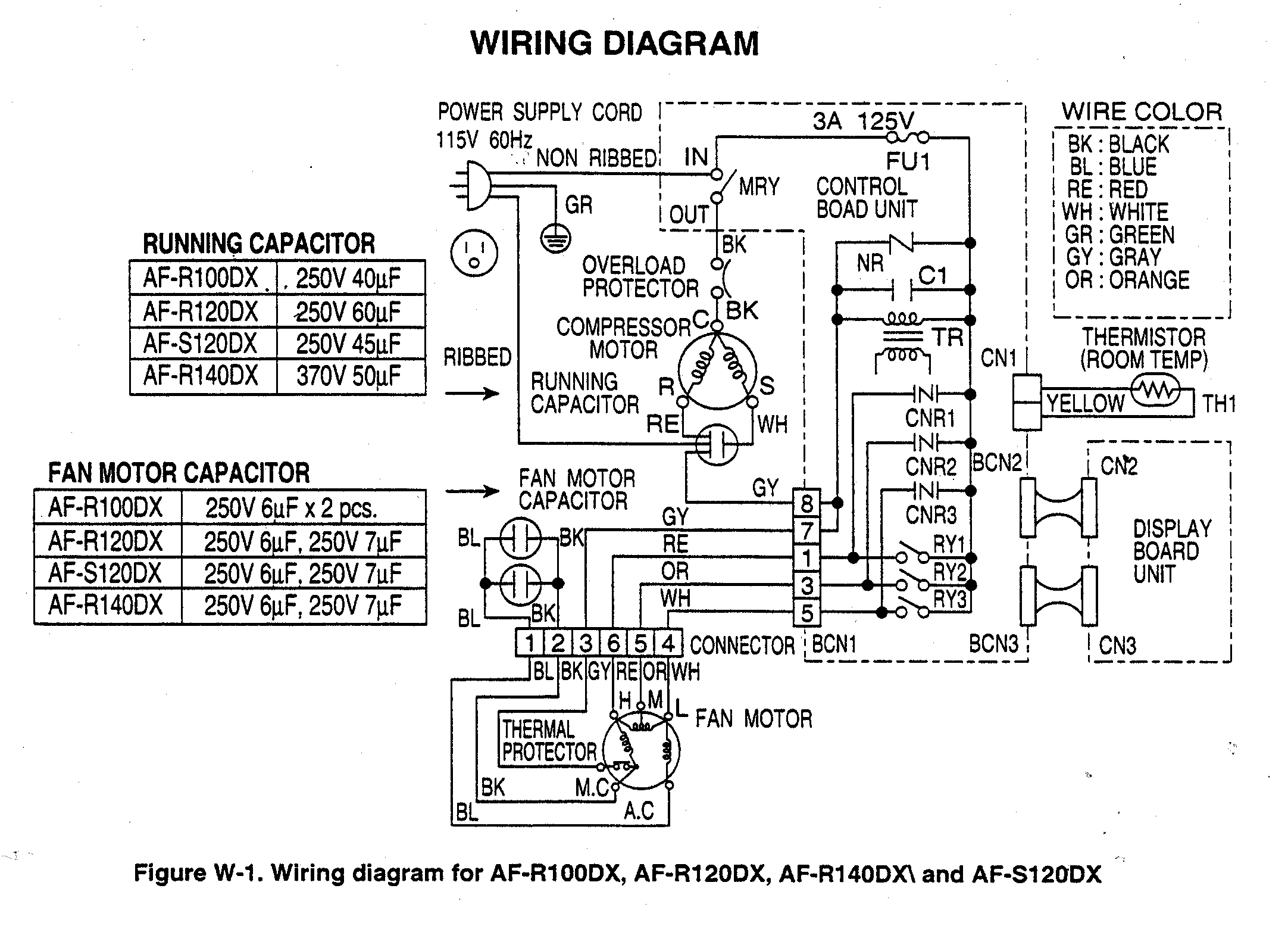 Perfect Motor Capacitor Wiring Diagram Image Collection - Everything ...
