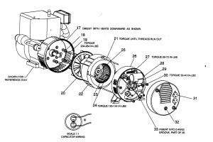 ENGINE Diagram & Parts List for Model cgtp3000 Devilbiss