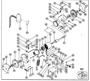 BLACK & DECKER BENCH GRINDER Parts | Model 9407ty1 | Sears