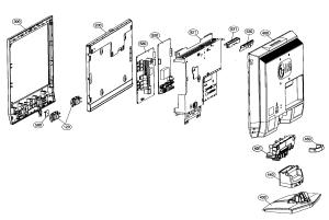 LG TV LCD Parts | Model 20ls7d | Sears PartsDirect