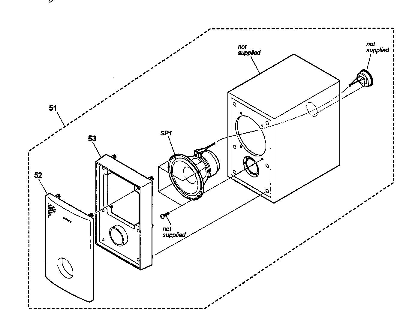Colorful speaker diagram model best images for wiring diagram