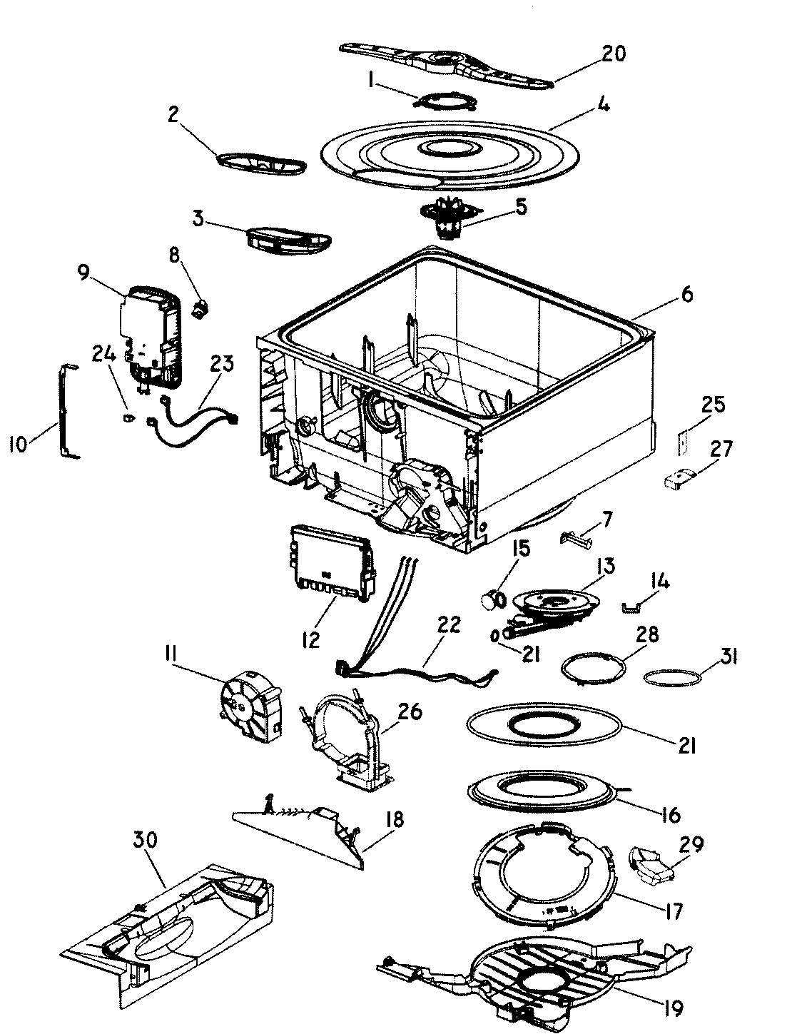 Parts Fisher And Paykel