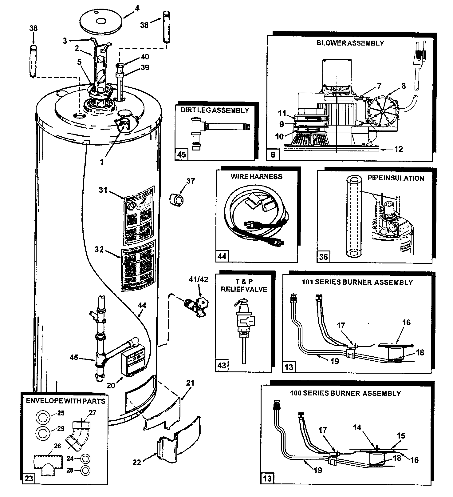 Water Pump Wiring Diagrams 230v Franklin Submersible Well Pump