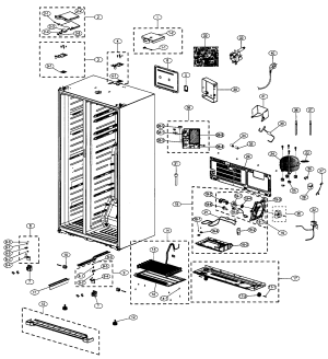Kenmore Refrigerator Parts Diagram  Wiring DATA
