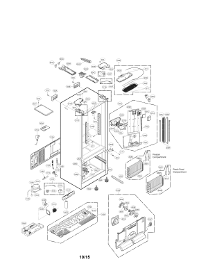 LG REFRIGERATOR Parts   Model lfxs30766s   Sears PartsDirect