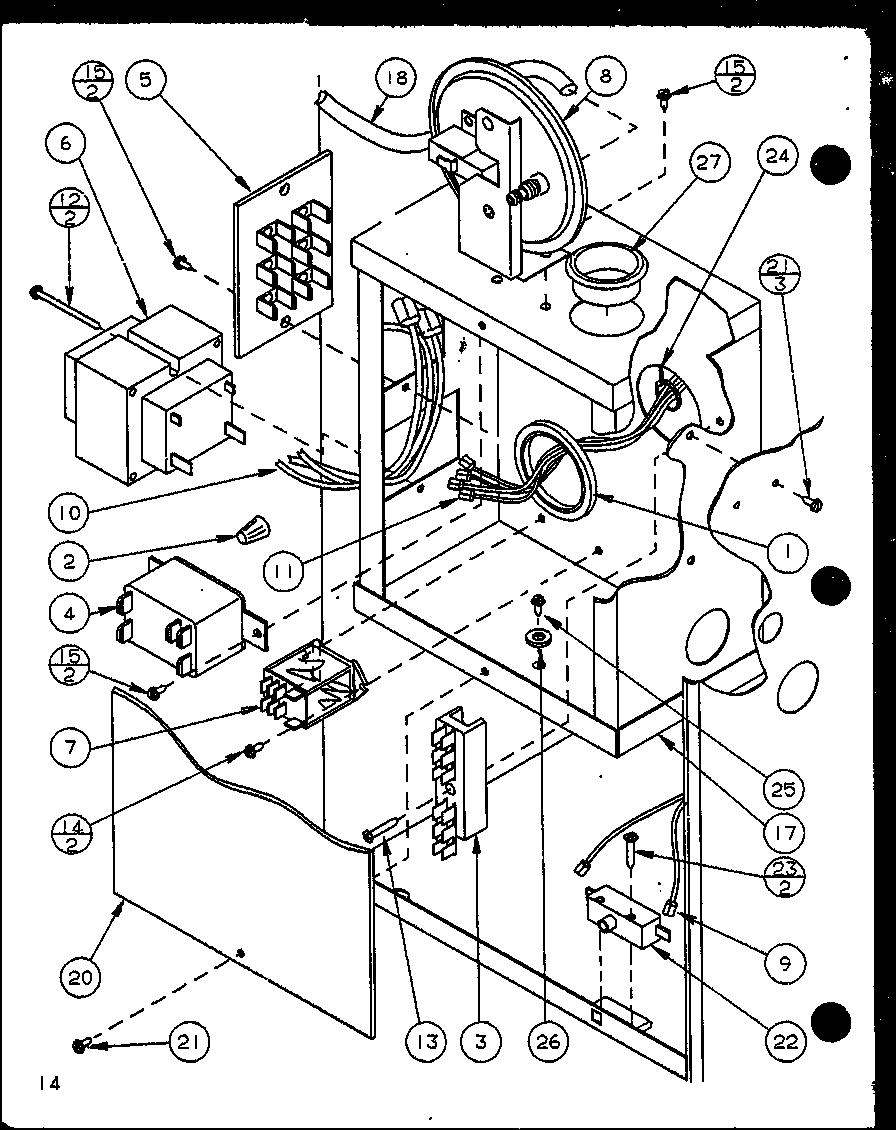 Amana furnace parts diagram wiring info u2022 rh dasdes co amana home furnace parts amana gas