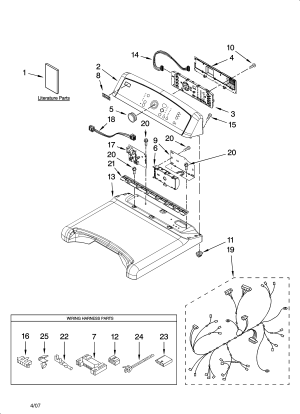 KENMORE ELITE DRYER Parts | Model 11067092600 | Sears PartsDirect