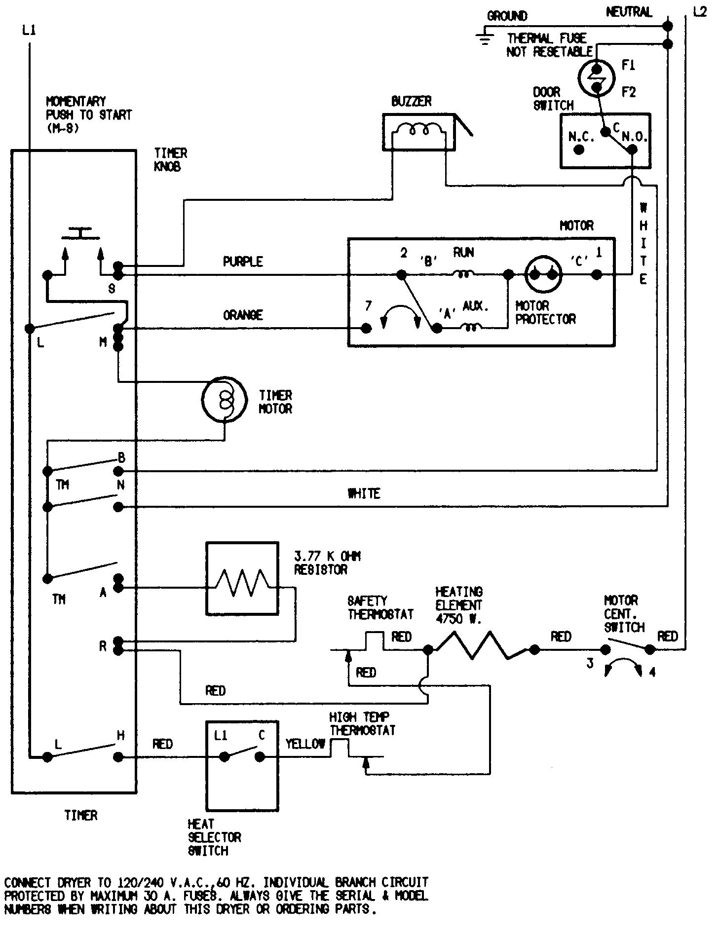 Magic Chef Refrigerator Sears 240 Volt Freezer Schematic