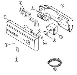 MAYTAG DISHWASHER Parts | Model MDB6000AWB | Sears PartsDirect