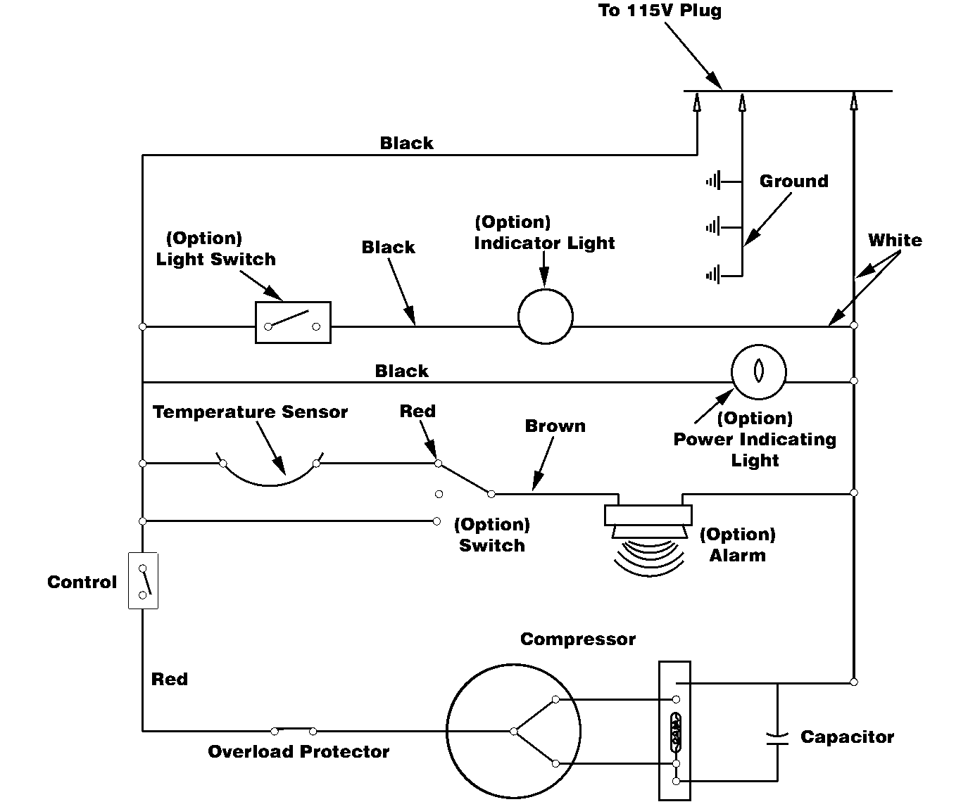 Kenmore Chest Freezer Wiring Diagram Sears