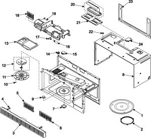 Parts For Samsung Microwave – BestMicrowave