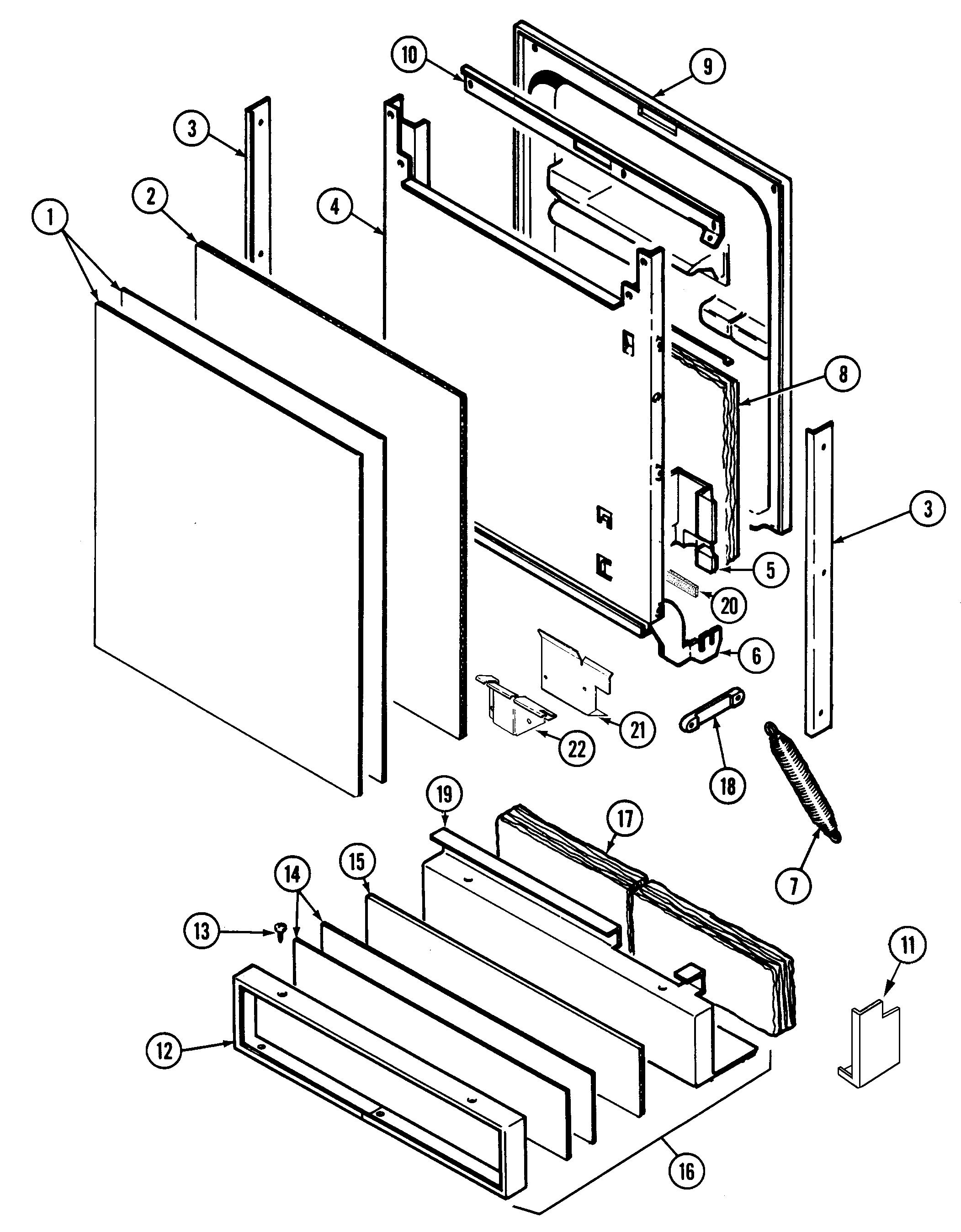 Maytag maytag dishwasher parts model dwu7910aax sears partsdirect rh searspartsdirect maytag dishwasher schematic maytag dishwasher schematic