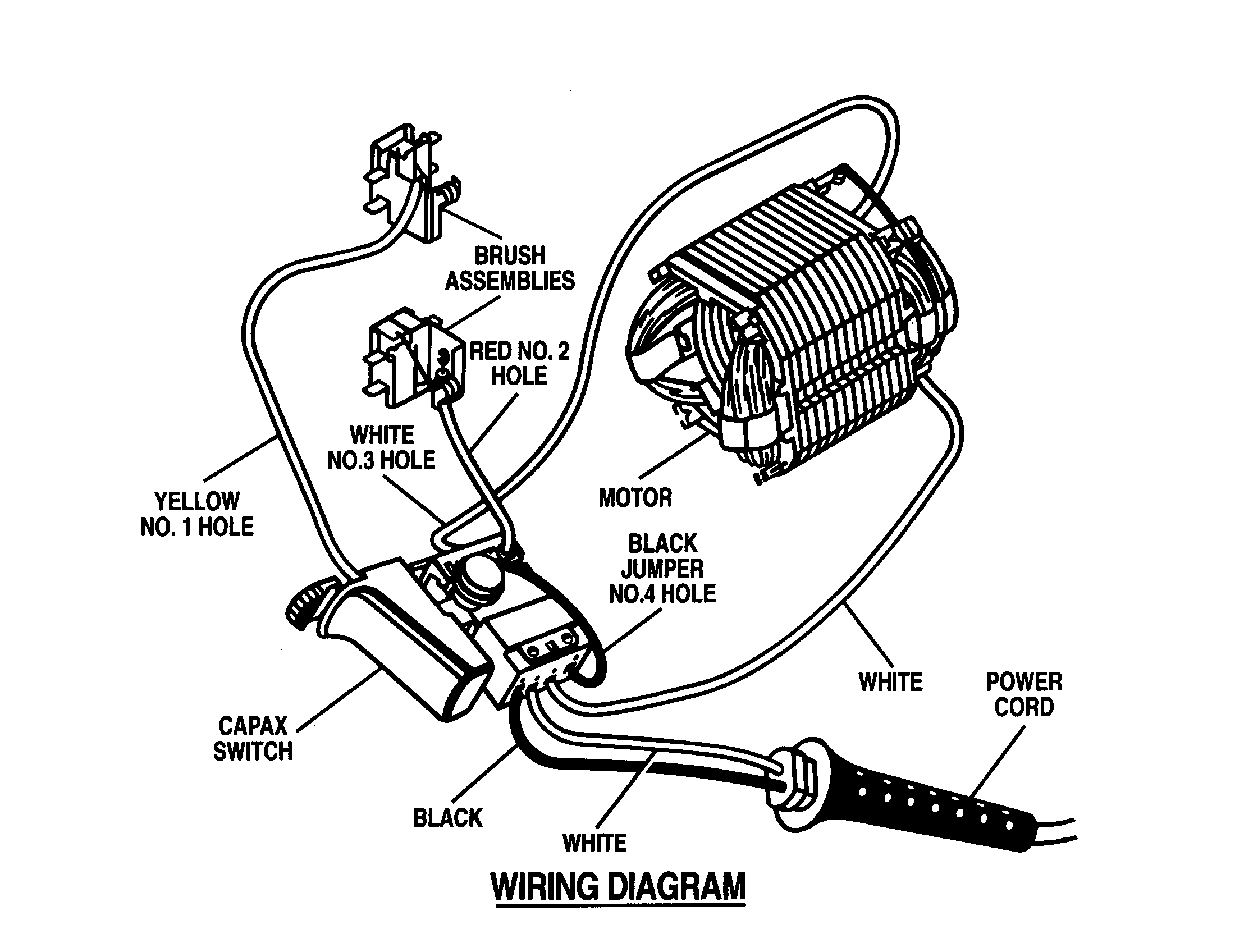 Craftsman Table Saw Manualsonline Wiring Diagram For