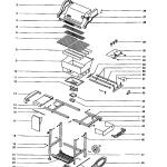 Weber Genesis Silver B Ng Gas Grill Parts Sears Partsdirect