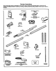 Craftsman 13953675srt1 Garage Door Opener Parts Sears Partsdirect