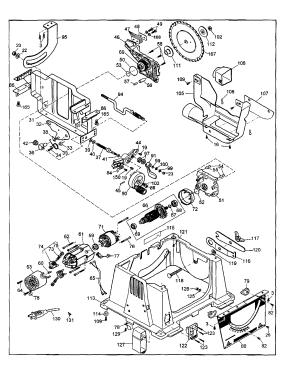 Wiring Diagram Dewalt | Wiring Library