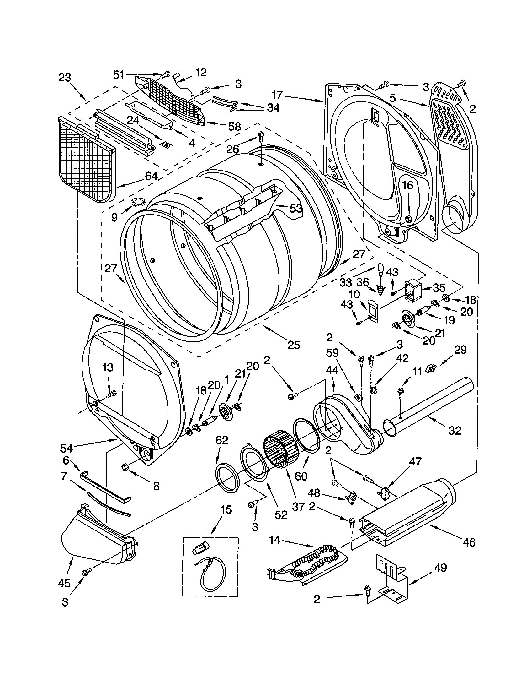 P0203276 00003?resize\\\\\\\\\\\\\\\=665%2C863 admiral dryer wiring diagram amana dryer wire diagram, admiral admiral dryer aed4475tq1 wiring diagram at bakdesigns.co