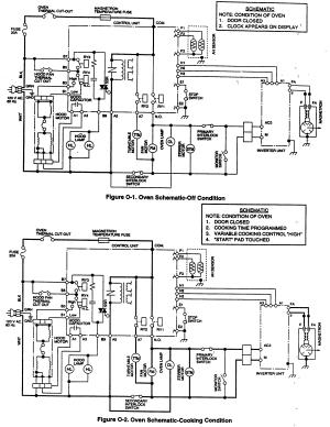 Sharp Carousel Microwave Parts Diagram – BestMicrowave