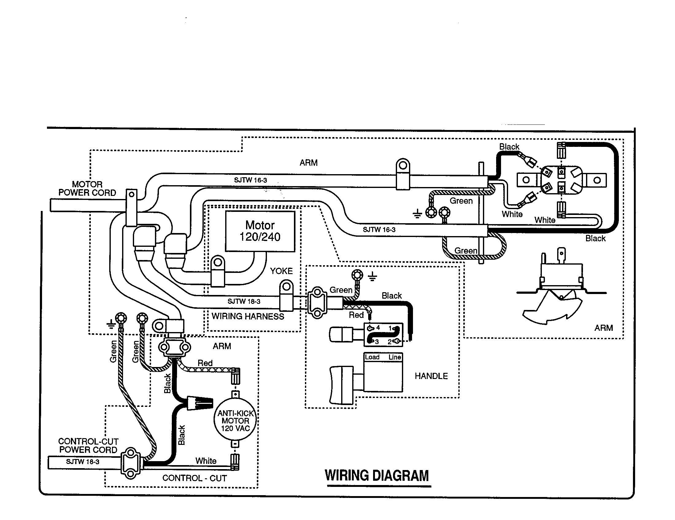 Coleman Evcon Thermostat Wiring Diagram Two-Stage