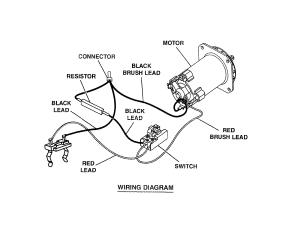WIRING DIAGRAM Diagram & Parts List for Model MS181 Ryobi