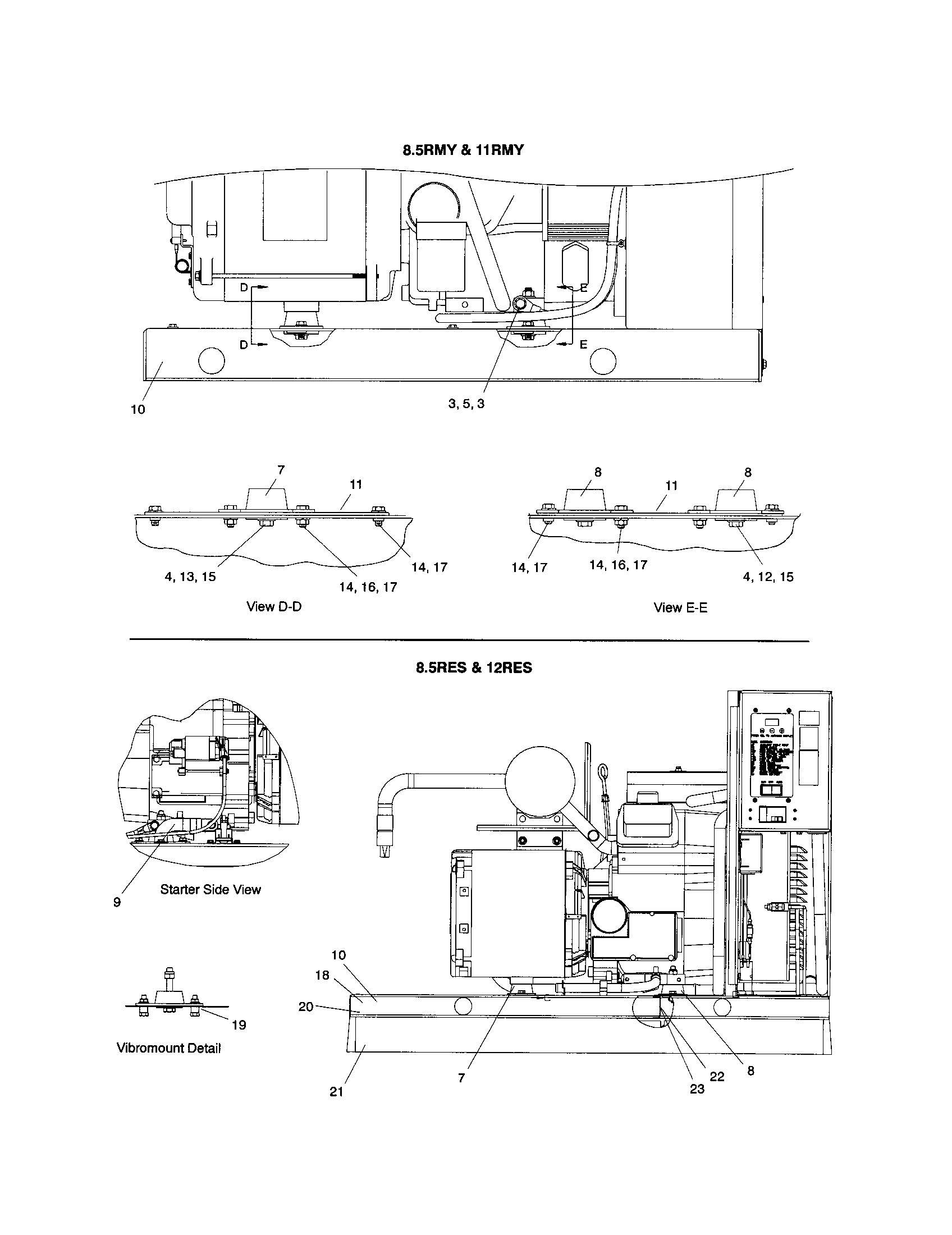 Kohler Wiring Diagram For Cv740s K341 Ch22s Engine K582s Schematics 37