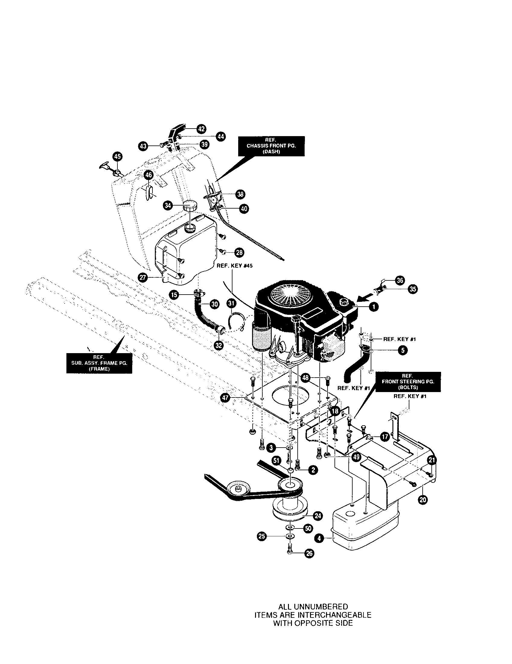 Simplicity Wiring Schematic