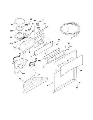 Frigidaire Refrigerator: Wiring Diagram For Frigidaire