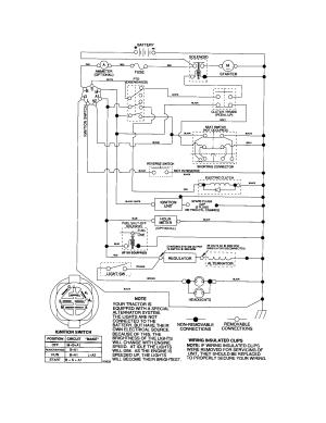 Husqvarna Yth2348 Wiring Diagram  Trusted Wiring Diagrams