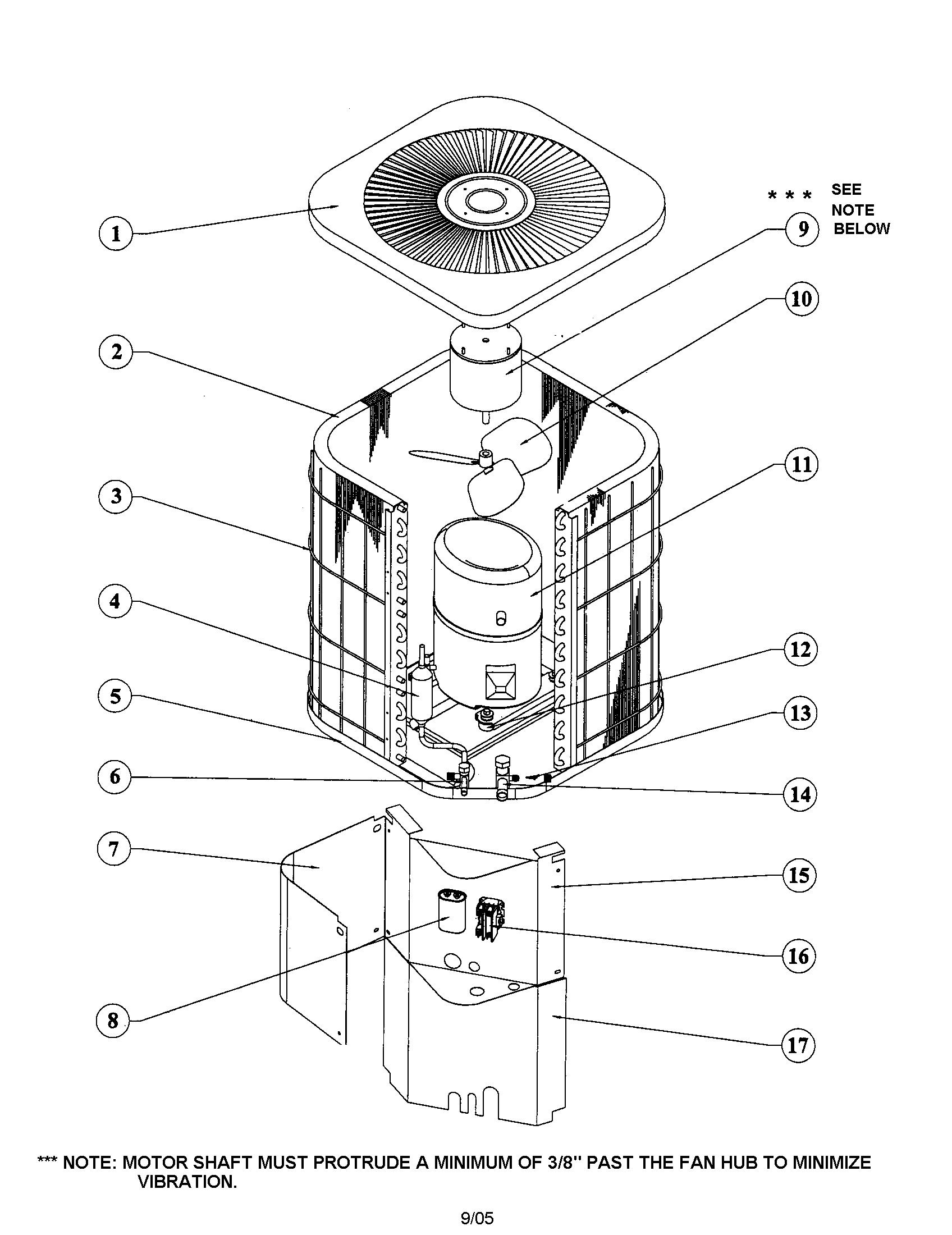 Outside Ac Unit Wiring Diagram