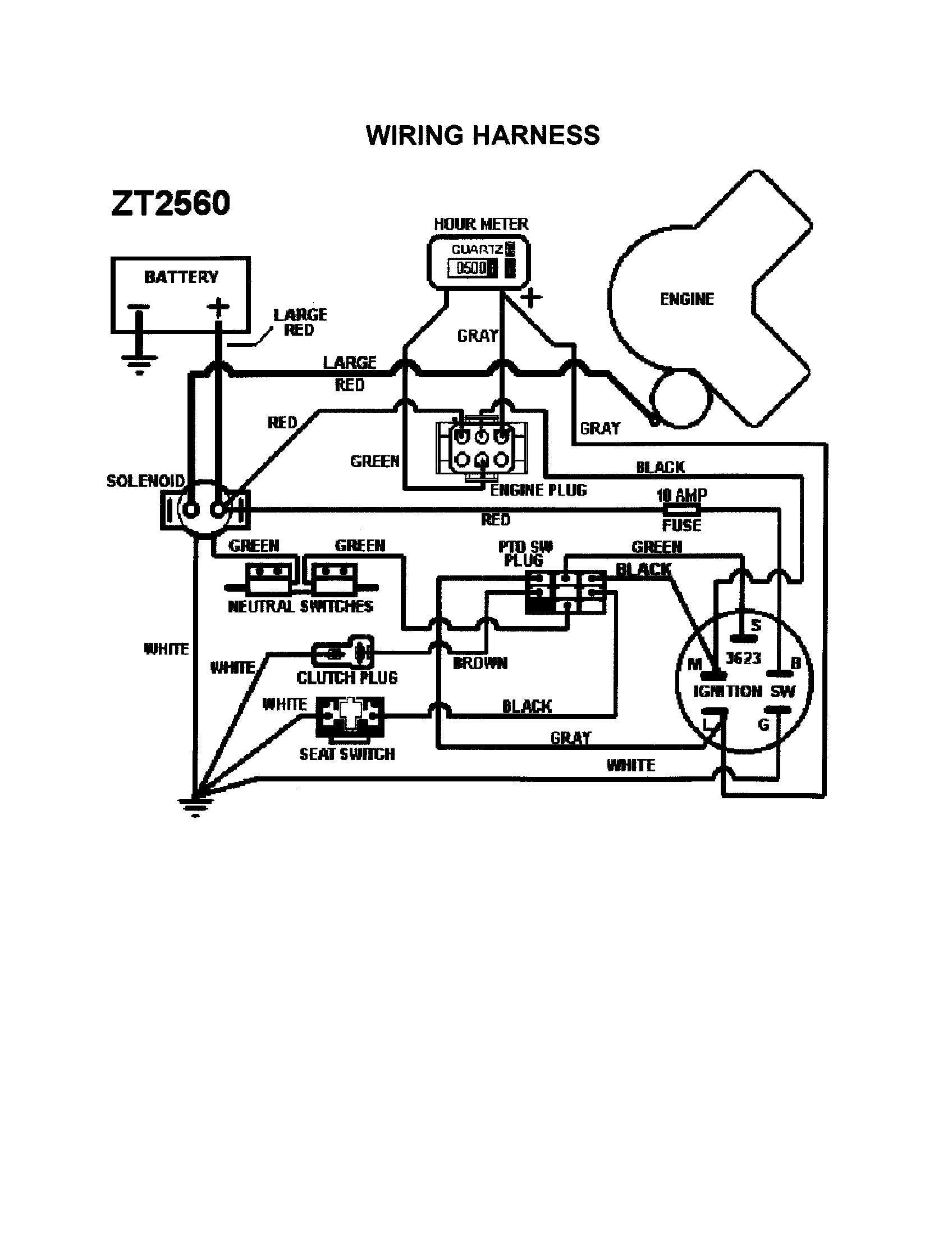 Wiring diagram for swisher pull mower wiring discover your wiring diagram