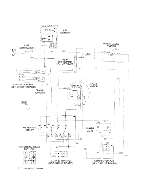 WIRING DIAGRAM Diagram & Parts List for Model mat12pdbaw