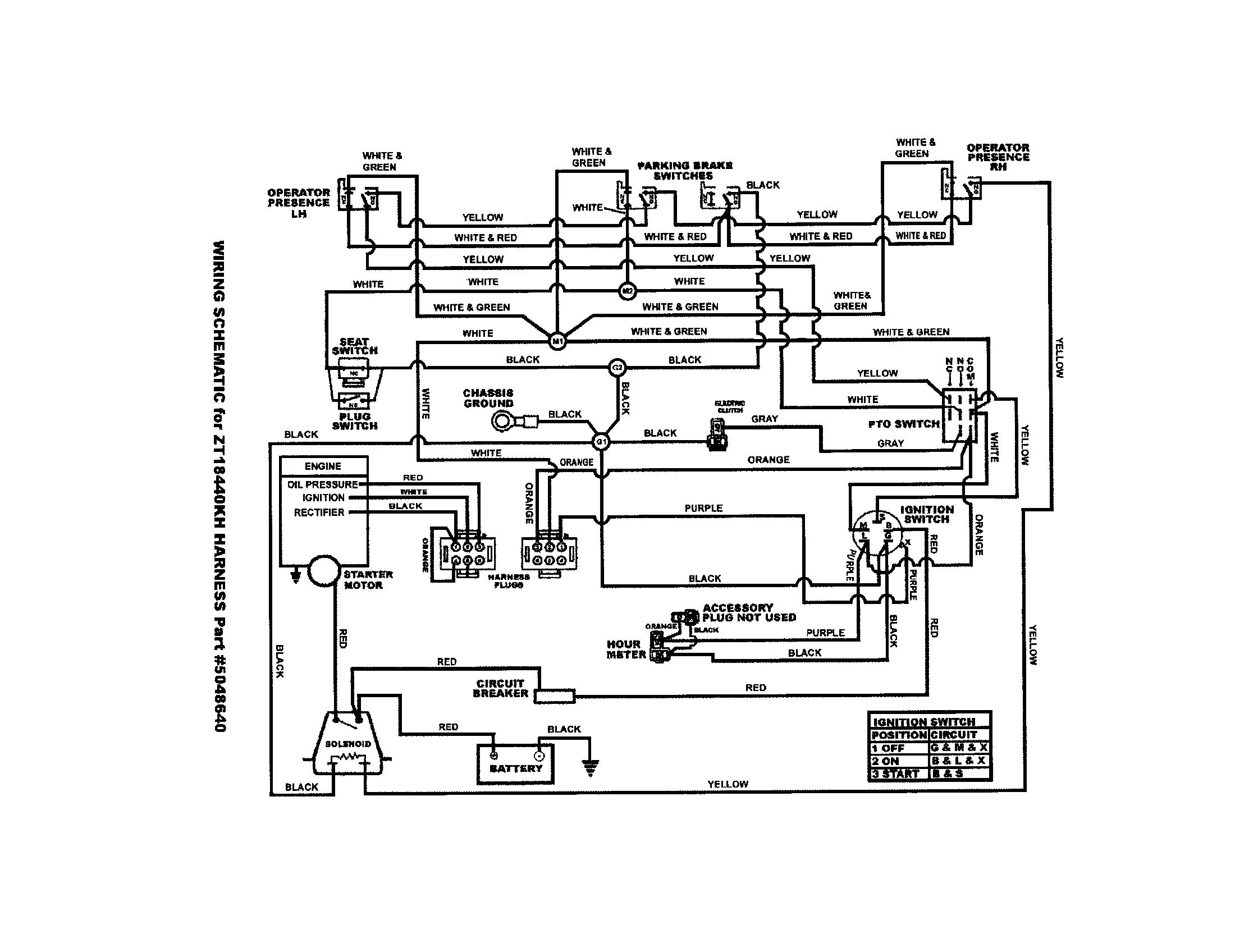 simplicity sunstar 20 wiring diagram
