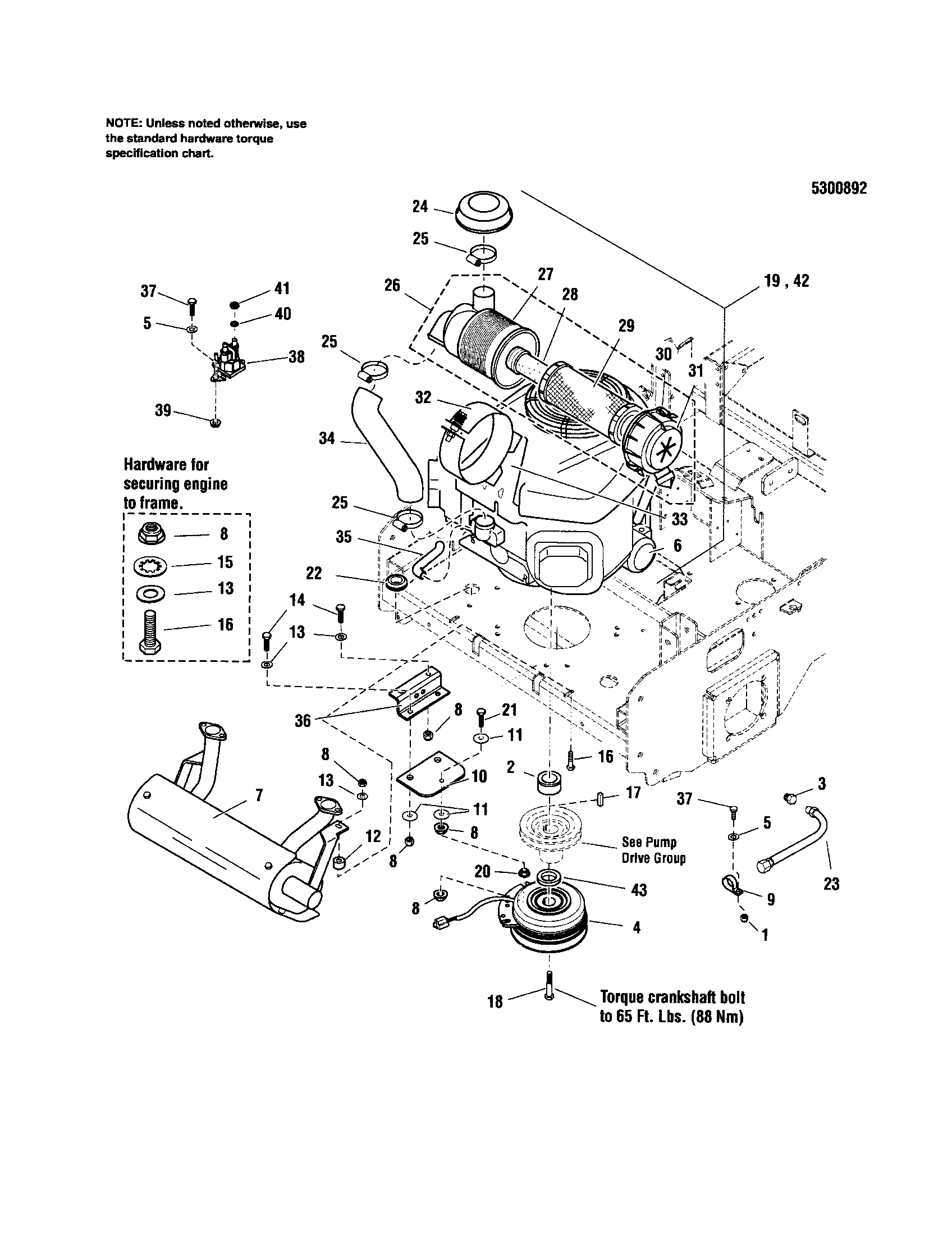 Snapper model 5900686 lawn riding mower rear engine genuine parts rh searspartsdirect 25 hp kohler engine diagram huskee 20 hp kohler magnum wire