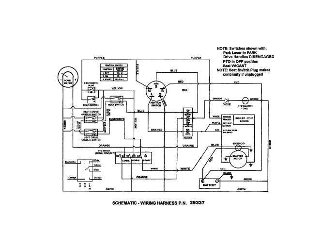 wiring diagram for kohler engine wiring diagram 16 hp kohler diagram wiring diagrams