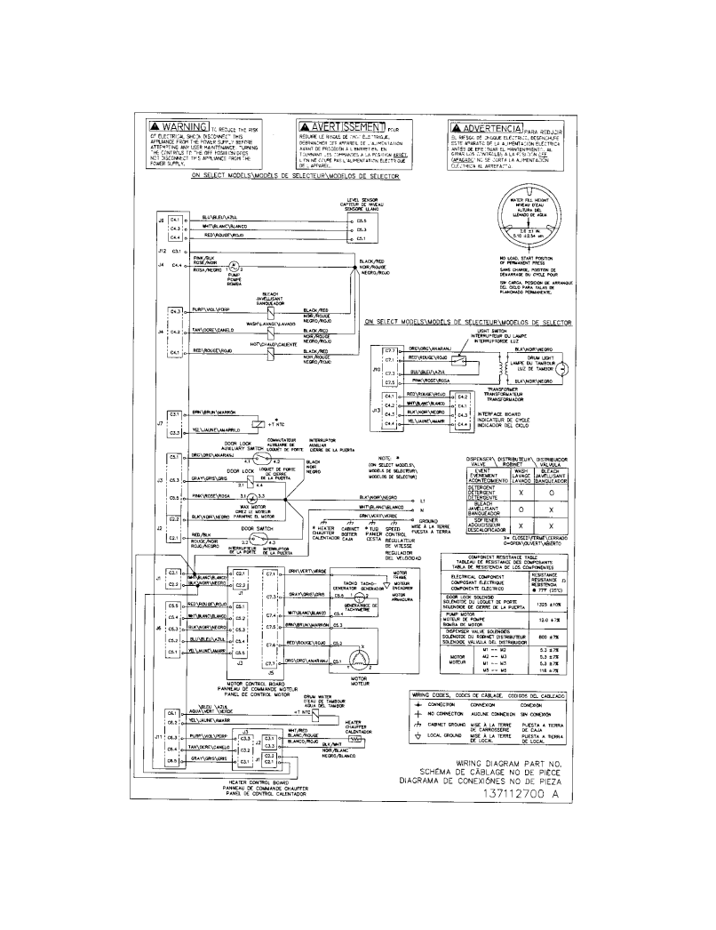 wiring diagram for samsung washer library