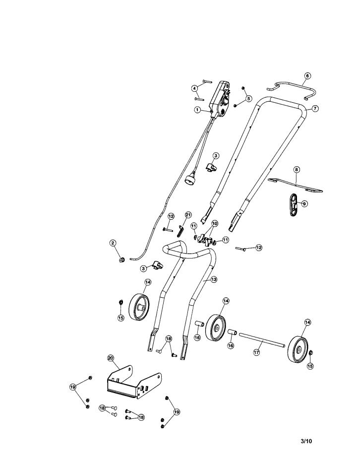 Model 247880871 | CRAFTSMAN SNOW THROWER Parts
