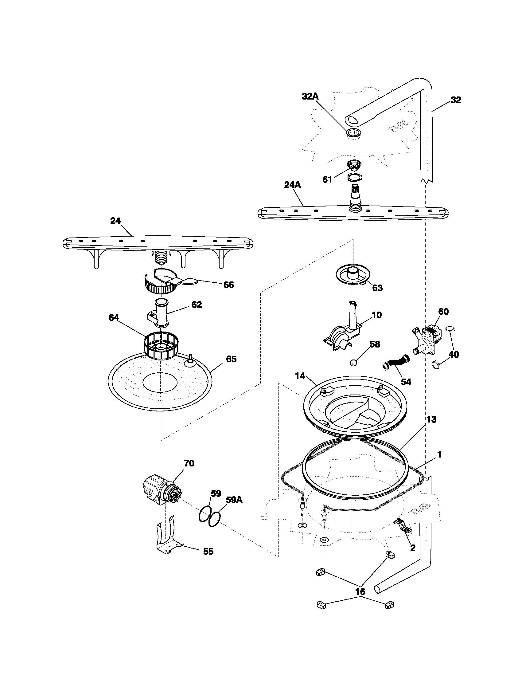 kenmore elite 665 parts diagram diagram wiring lit3183707 john, Wiring diagram